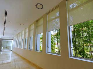 Commercial Products & Solutions | Calabasas Blinds & Shades, CA