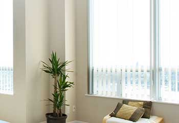 Vertical Blinds in San Fernando | Calabasas Blinds & Shades